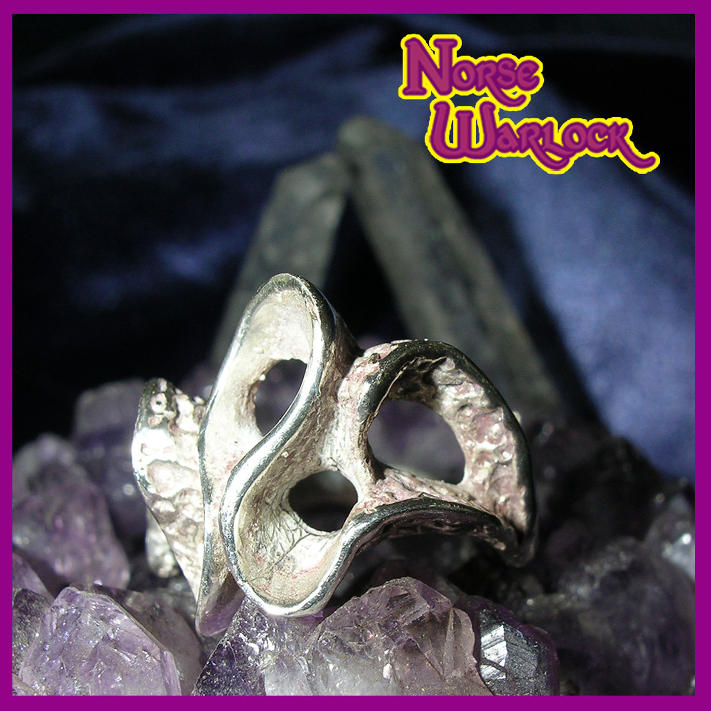Magick Ring Absorbs Dark Energy, Surrounds You with Bright Blessings