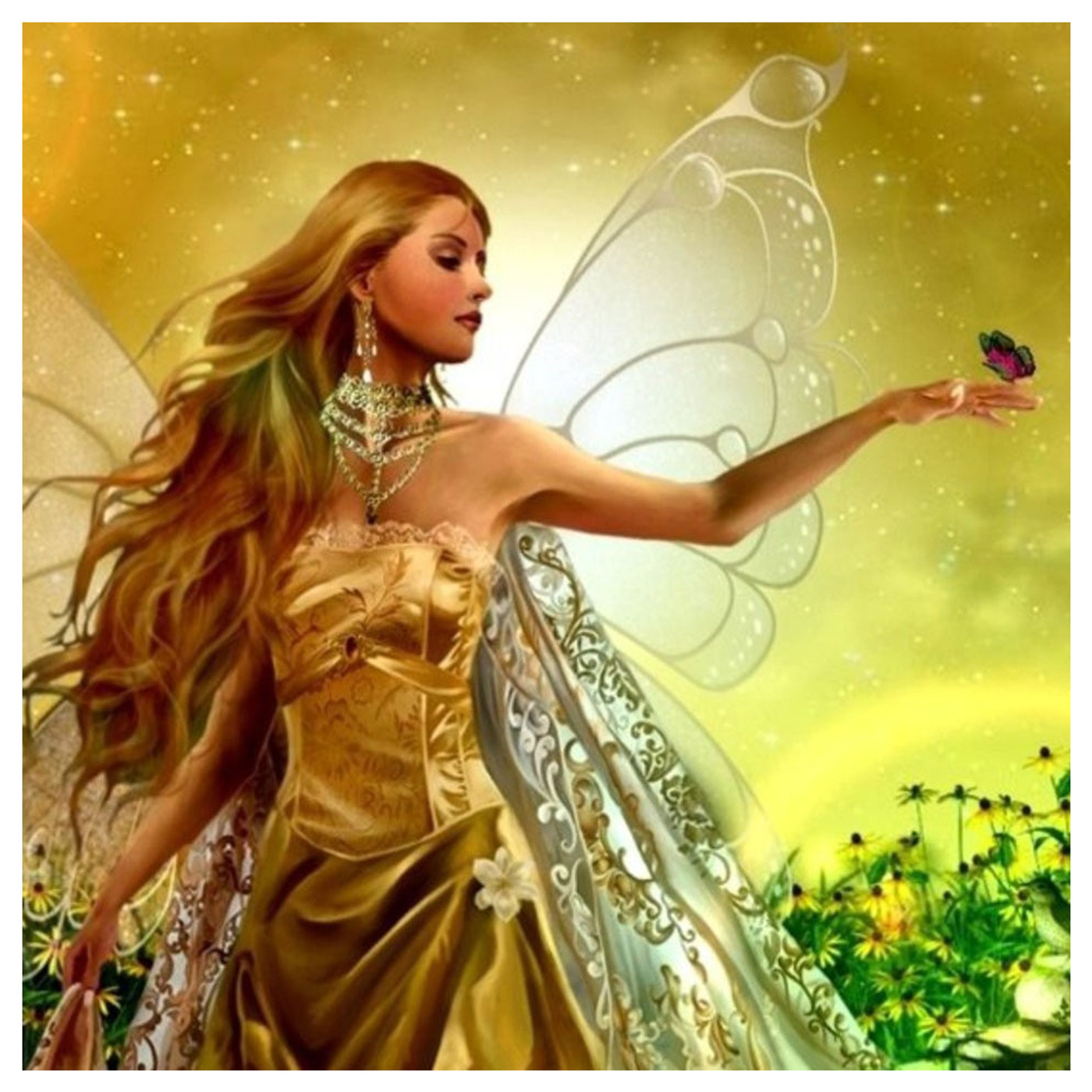 Fairy Wishing Spell, Summon Spirits of Light to Grant Your Wishes