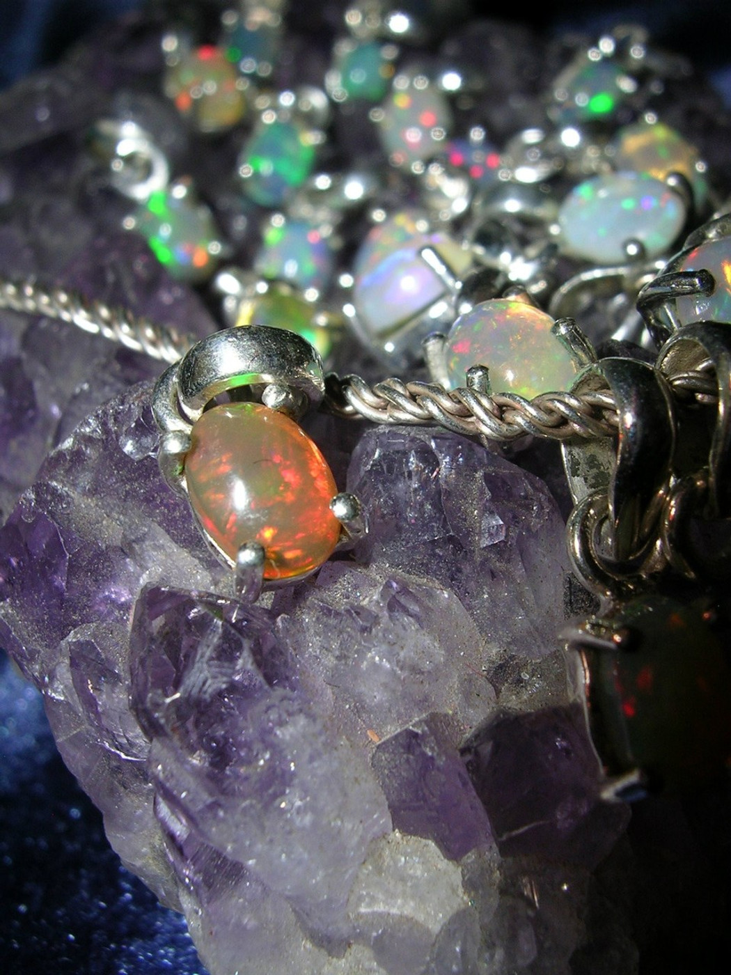 Magick Wishing Pendants Grant Bright Blessings! Love Fame Money MORE