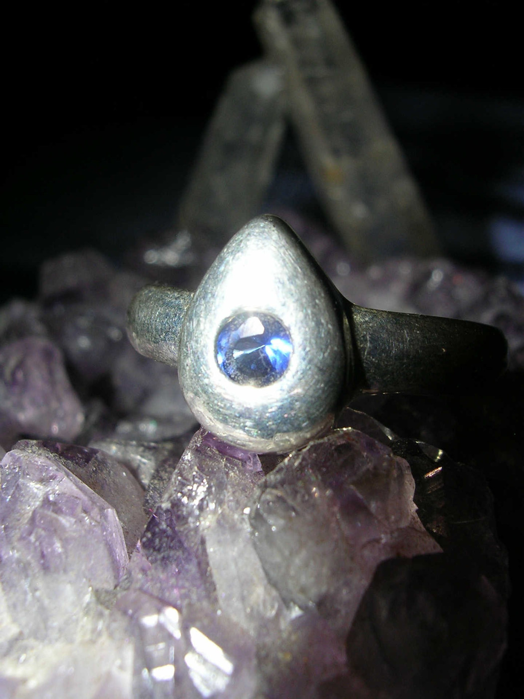 Manifestation & Enlightenment Ring! Focus & Direct Your Personal Energy!