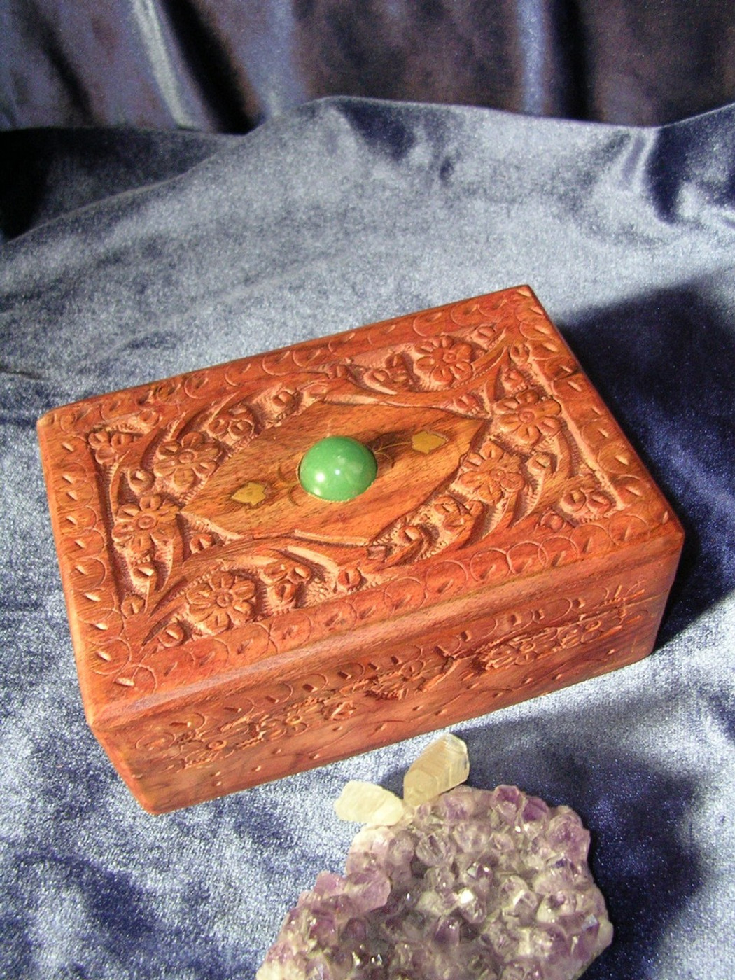 Powerful Wealth Spell Charging Box Enchants Good Luck Money Charms!