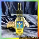 Healing Anointing Oil Surrounds You with White Magick Energy