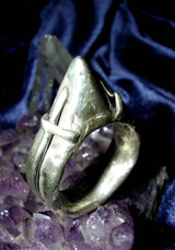 Knights of The Round Table Double Cross Ring of Protection! Merlin's Magick!