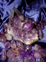 Three Metaphysical Amethyst Gemstones to Boost Your Psychic Powers!