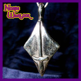 Knights of The Round Table Excalibur Sword Pendant for Protection