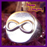 Illuminati Infinity Ring for Enlightenment, Success, Power and Wealth!