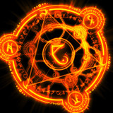 Fire Circle of Protection Spell Repels Evil, Dark Arts and Black Magick of All Kinds!