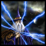 White Energy Shield of Protection Spell Keeps You Safe