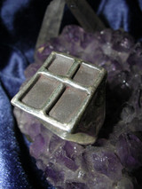 Master Merlin Knights of The Round Table Protection Cross Legacy Ring