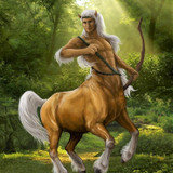 Kryos, Rare Powerful Centaur Spirit Offers You Total Protection From All Evils!