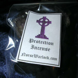12 Protection Incense Cones Cloak You from Dark Arts, Evil & Curses!