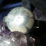 Light Piercing Ring Shines Through Shadows! Psychic Enlightenment!