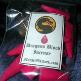 12 Dragon's Blood Incense for Protection & Love Magick!