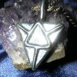 Powerful Pendant with Three MASTER SPELLS: Prosperity, Psychic, Protection!