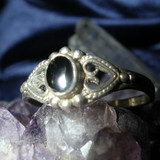 Powerful Enchanted Love & Protection Heart Ring! Adventure & Passion! Norsewarlock norse warlock