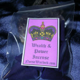 12 Royal Wealth & Power Spelled Incense Cones! Enjoy a Life of Luxury! Money Spell Power Spell Money Magic Norse Warlock Norsewarlock