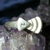 Magickal Motivation & Grounding Ring Keeps Mind Clear & Focus Strong!