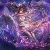 Arianna, Wish Granting Angel of Ethereal Light and Bright Blessings