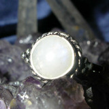 Magic Moon Goddess Ring Heals Psychic, Emotional, Spiritual Wounds!