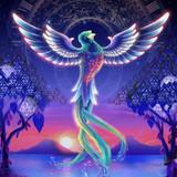 Enlightened Isa, Phoenix High Queen of Rebirth, Bright New Beginnings!