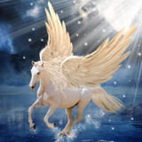 Noble Pegasus Perseus  Spirit of Brings Blessings of Love, Joy and Success!