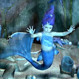 Enchanting Young Mermaid Princess Bella of Love and Light! Be Her First Keeper!