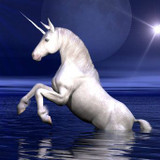 Paleo, Royal Unicorn of Money Magick, Psychic Powers and Healing Energies!