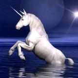 Paleo, Royal Unicorn of Money Magick, Psychic Powers and Healing Energies!
