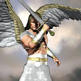 Ezra, Angel of Revelation Redemption Respect! Magick Powers of Light!