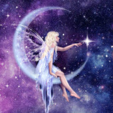Star Fairy Aurora, Powerful Wish Granting Magick, Peace Love and Light