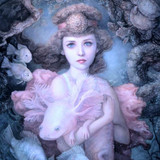 Ophelia, Young Mermaid Spirit of Light, Luck & Love Seeks First Mortal Companion!