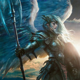 Glorious Valkyrie Spirit Brings Blessings of Good Fortune, Protection & Wealth!