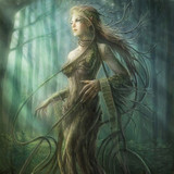 Eden, Serene Forest Dryad - Enlightened Spirit Connects You with Mother Nature!