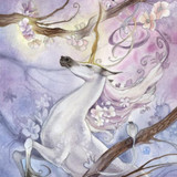 Rosie, Wish Granting Unicorn of Healing Ethereal Light and Abundant Blessings!