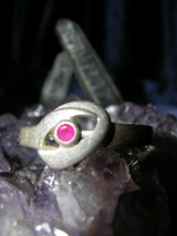 Make Them Want You! Sex Magick Fountain of Youth & Beauty Passion Ring!