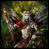 Fairy Prince Shimmersprite Uses White Magick to Bring Bright Blessings!