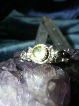 Triple Cast Magick Lucky Money Magnet Wealth Attraction Ring for Prosperity!