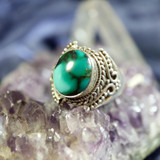 Law of Attraction Magick Money Magnet Ring Pulls Riches, Wealth and Luxury!