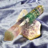 Direct Your Energies and Manifest Your Intentions! Sacred Ritual Crystal Wand!