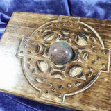 Magick Spell Box Enchants Paranormal Protection Talismans & Charms!
