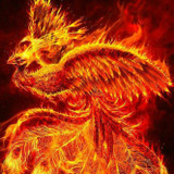 Goldenblaze, Noble Phoenix Spirit of Success, Wealth and Riches! Rise from The Ashes!