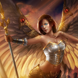 Valkyrie Spirit Brings Blessings of Courage, Protection and Amazing Wealth!