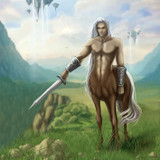 Cosmos, Rare Powerful Centaur Spirit Offers Protection From All Evils!