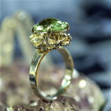 Etheric Energy Ring Reveals True Destiny & Manifests Your Greatest Desires!