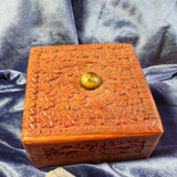 Money Magnet Wealth Spell Charging Altar Box! Create & Manifest Prosperity!