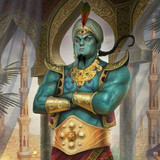 Wealth, Fame, Success, SEX!  All-Powerful Psychic Djinn Grants You All!