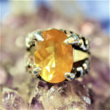 Psychic Ring of Omnipotence Reveals Accurate Visions of Past Present Future!