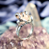 Enchanted Ring of Life's Brightest Blessings Binds All Good Things to You!