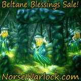 Beltane Blessings Sale!