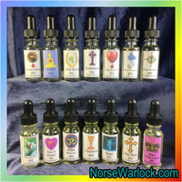 Fairy Calling Anointing Oil Calls Delightful Spirits of Light to You